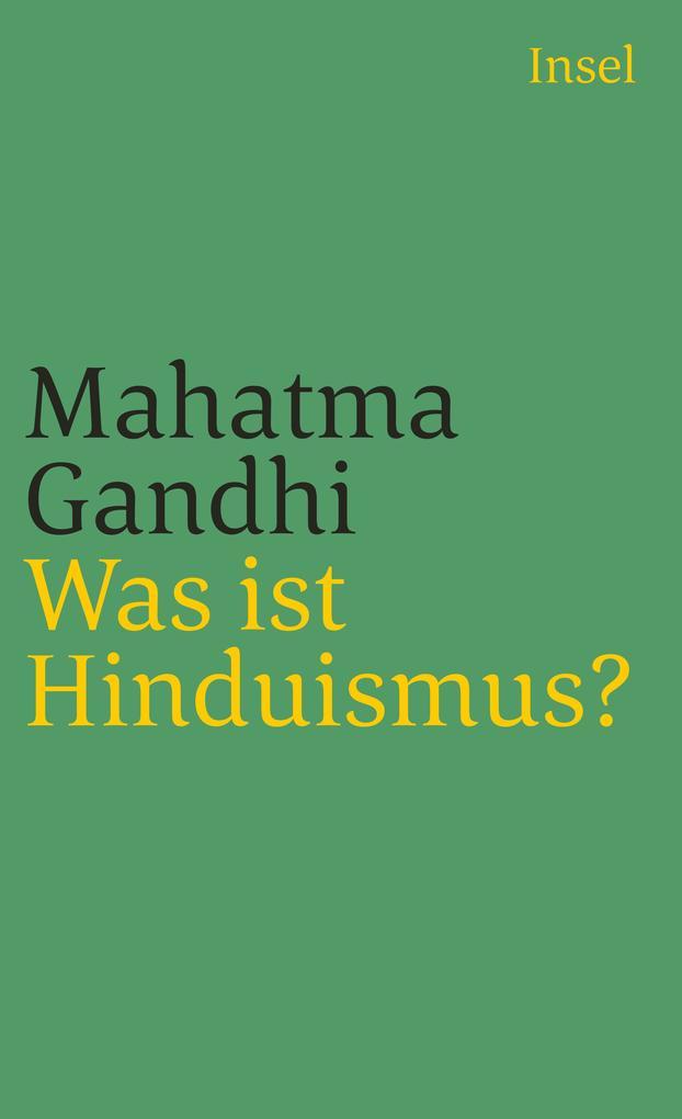 Was ist Hinduismus? als Taschenbuch