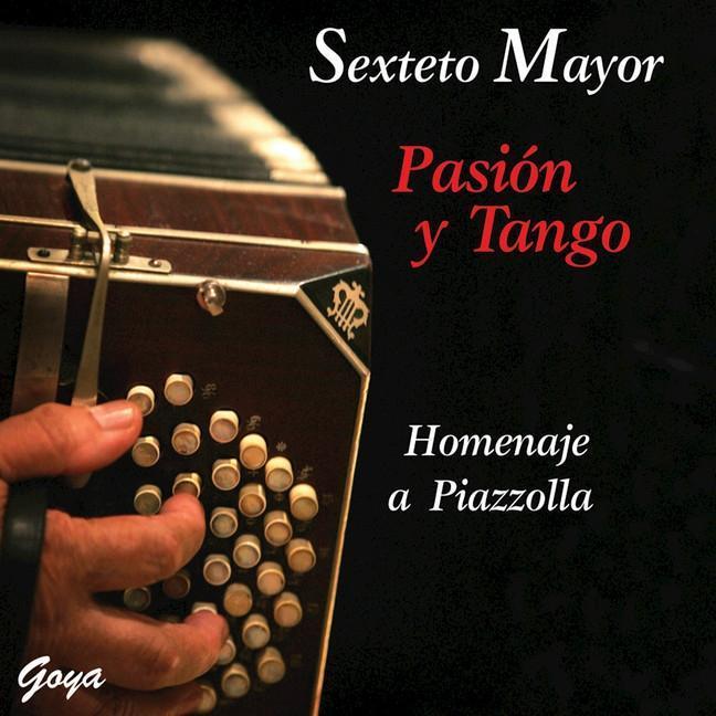 Homenaje a Piazolla. Musik-CD als Hörbuch