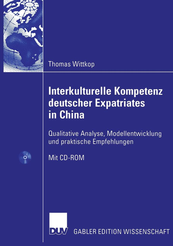 Interkulturelle Kompetenz deutscher Expatriates in China als Buch
