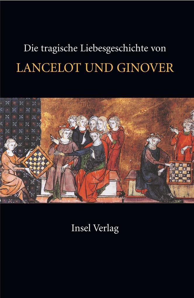 Lancelot und Ginover als Buch
