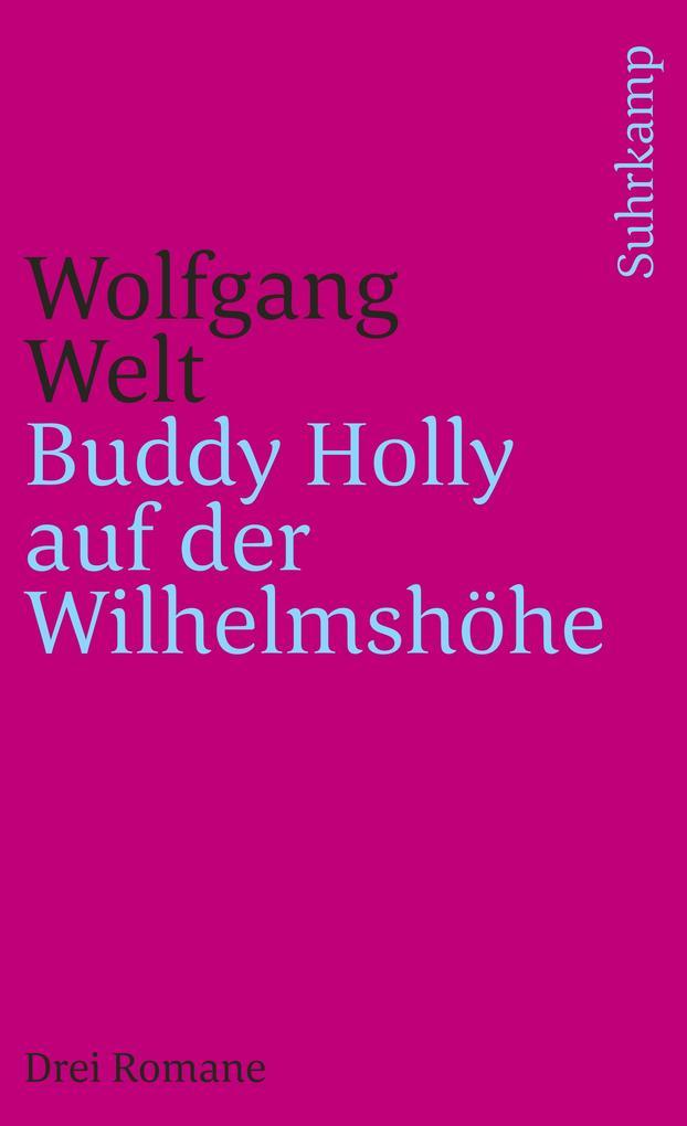 Buddy Holly auf der Wilhelmshöhe als Taschenbuch
