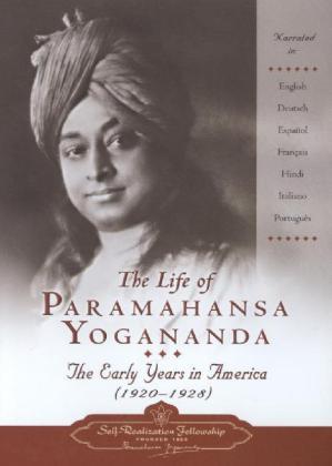The Life of Paramahansa Yogananda, 1 DVD als DVD