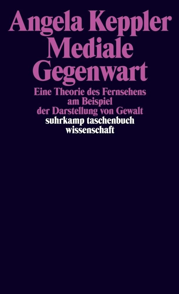Mediale Gegenwart als Taschenbuch