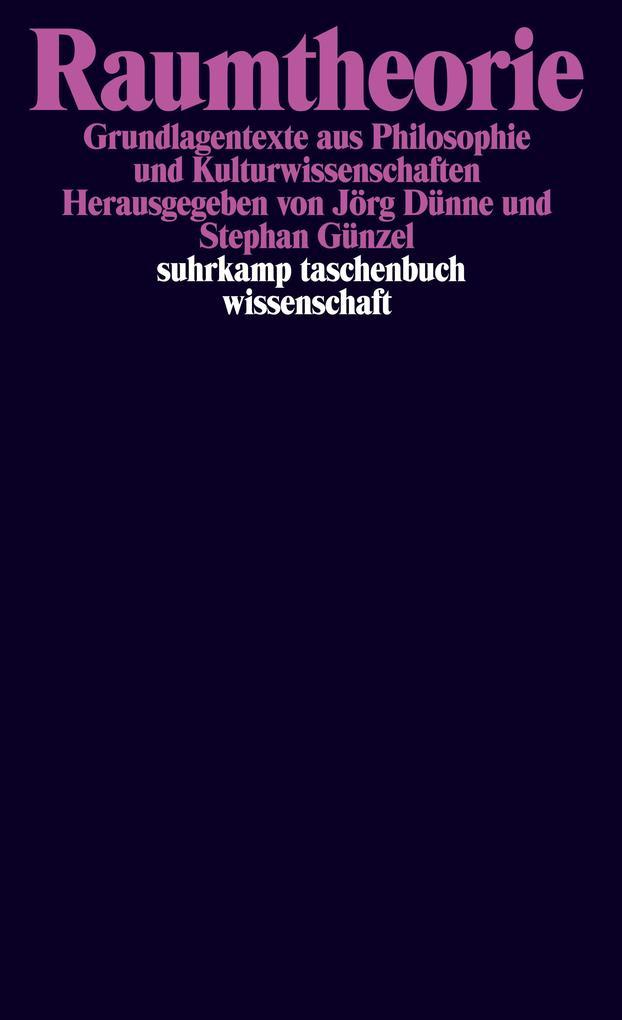 Raumtheorie als Taschenbuch