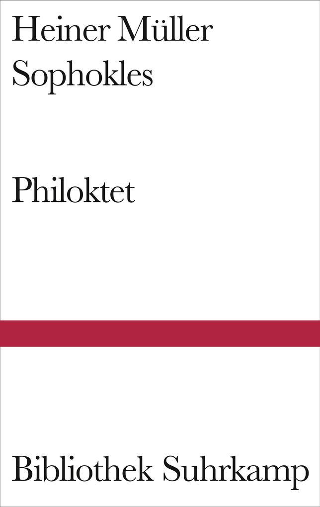 Philoktet als Buch