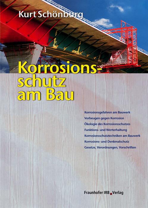 Korrosionsschutz am Bau als Buch