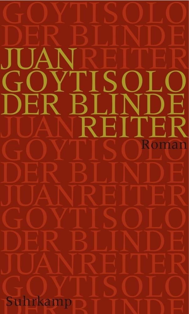 Der blinde Reiter als Buch