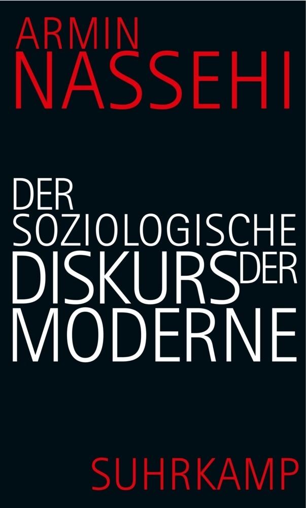 Der soziologische Diskurs der Moderne als Buch