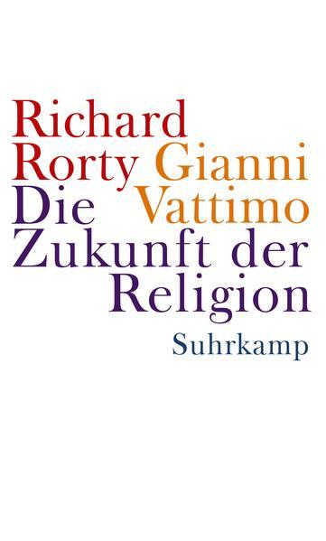 Die Zukunft der Religion als Buch