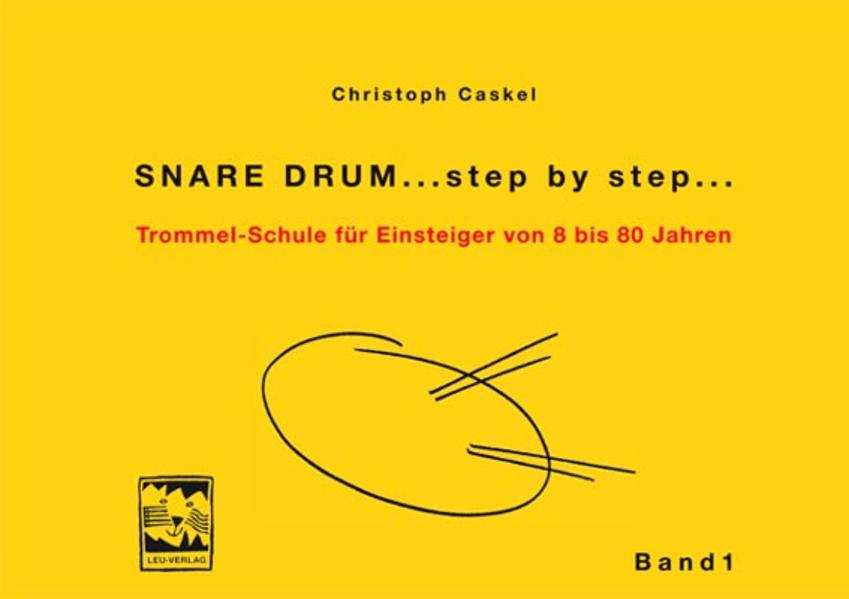 Snare Drum... step by step... als Buch