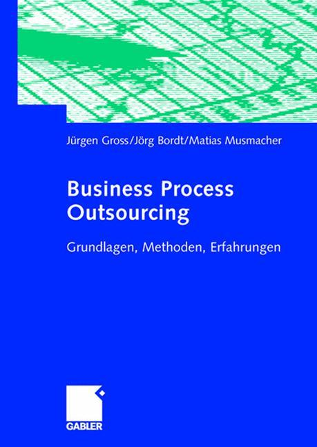 Business Process Outsourcing als Buch