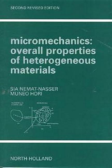 Micromechanics: Overall Properties of Heterogeneous Materials als Taschenbuch