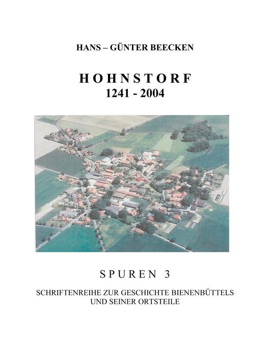 Hohnstorf 1241-2004 als Buch