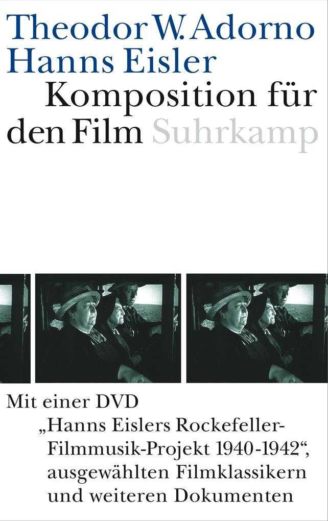 Komposition für den Film. Mit DVD als Buch