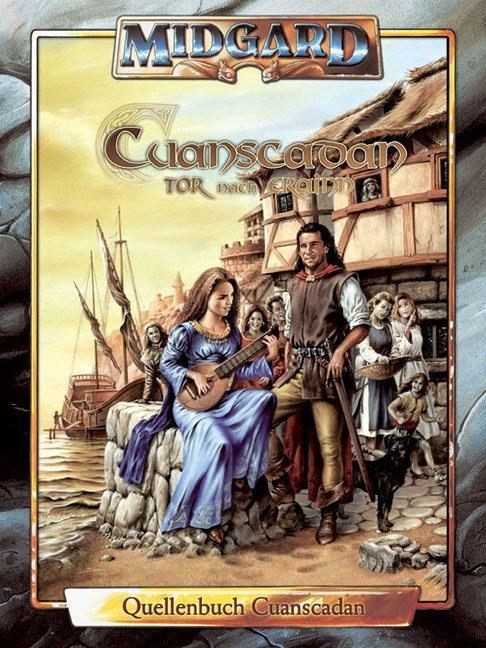 Midgard, Cuanscadan - Tor nach Erainn als Buch