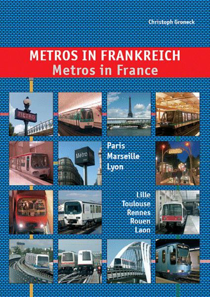 Metros in Frankreich als Buch