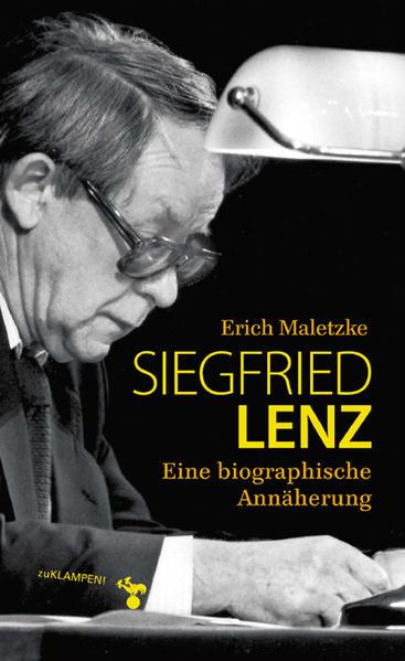 Siegfried Lenz als Buch