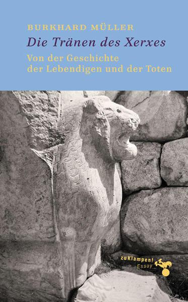Die Tränen des Xerxes als Buch
