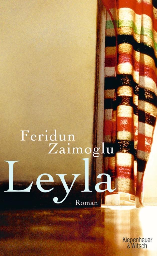Leyla als Buch