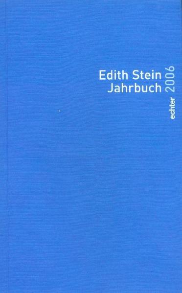 Edith Stein Jahrbuch 2006 als Buch