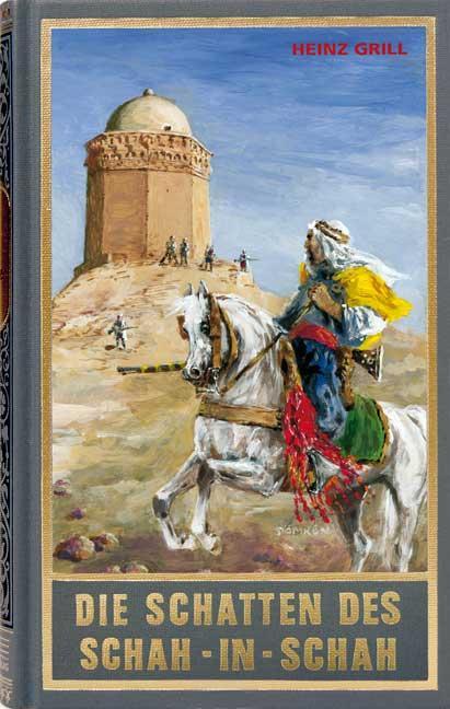 Die Schatten des Schah - In - Schah als Buch
