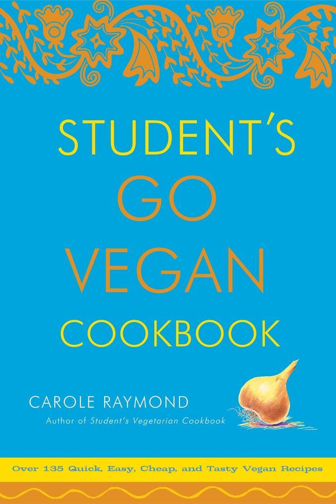 Student's Go Vegan Cookbook als Taschenbuch
