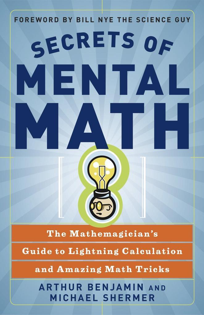Secrets Of Mental Math als Taschenbuch