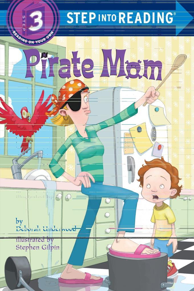 Pirate Mom als Taschenbuch