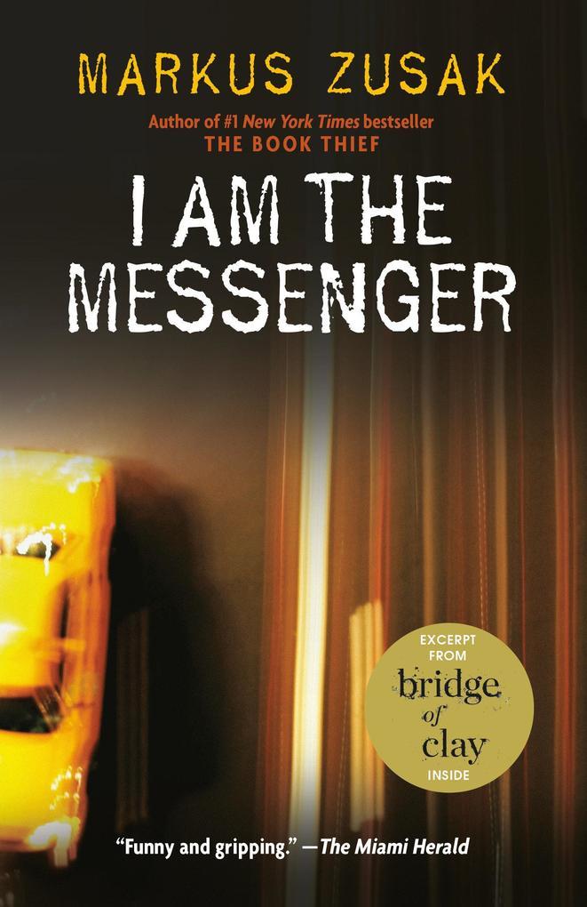 I Am the Messenger als Taschenbuch