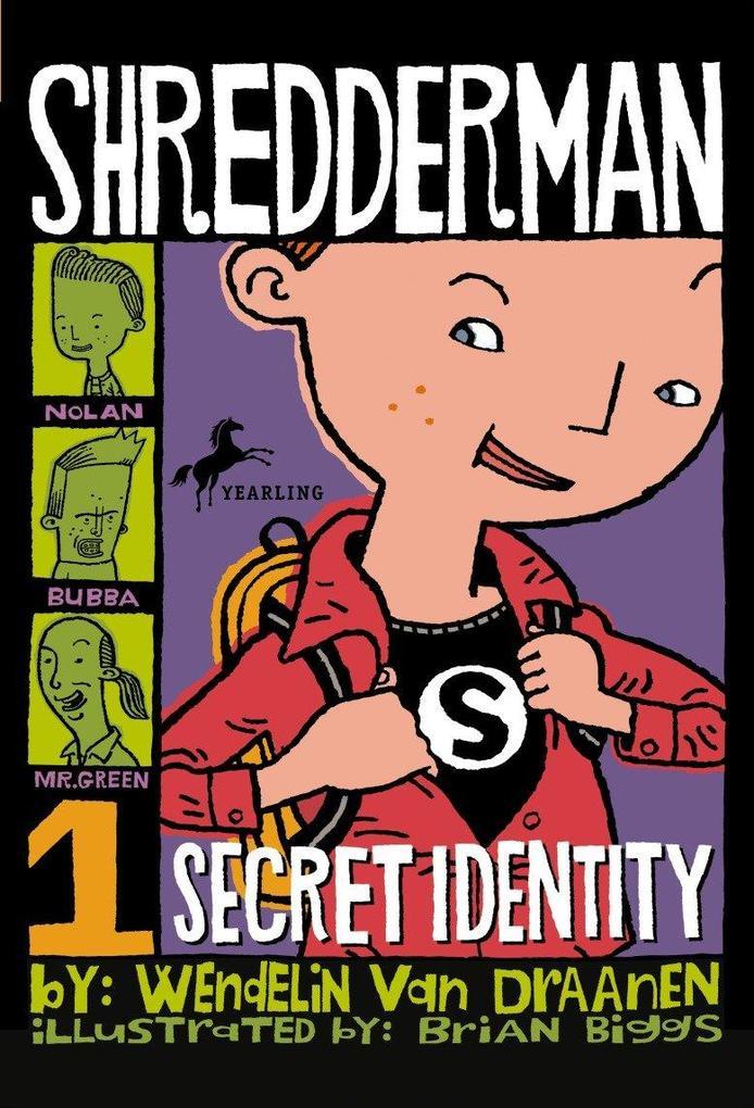 Shredderman: Secret Identity als Taschenbuch