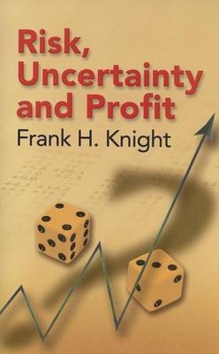 Risk, Uncertainty and Profit als Taschenbuch