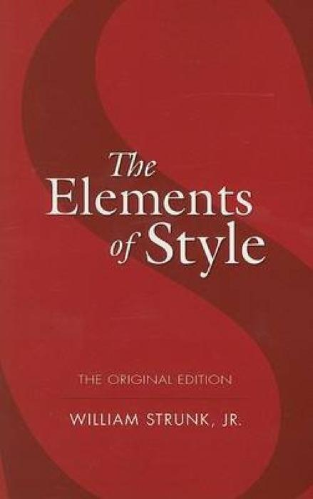 Elements of Style als Taschenbuch