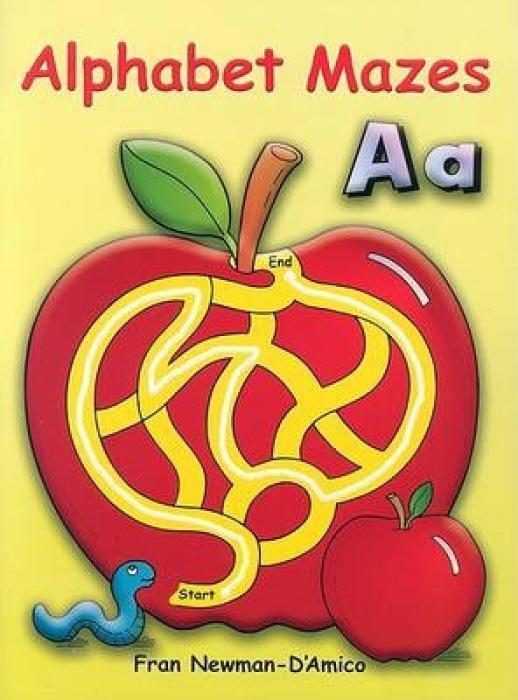 Alphabet Mazes als Taschenbuch
