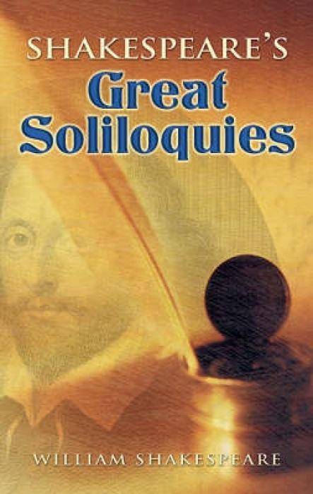 Shakespeare's Great Soliloquies als Taschenbuch