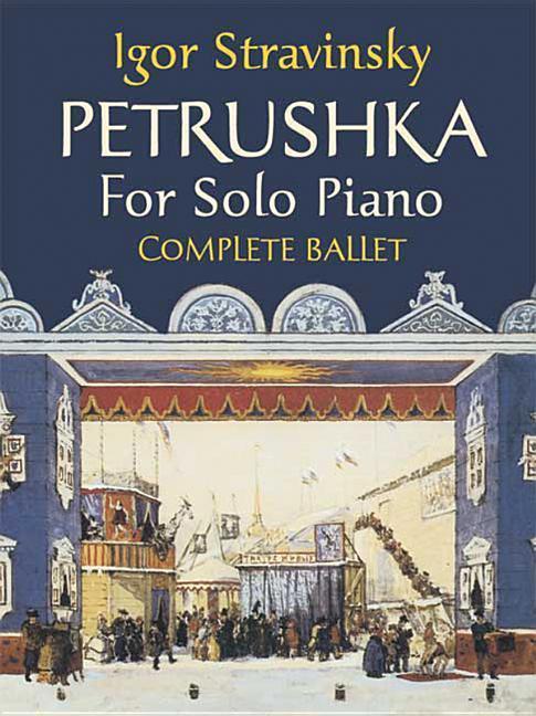 Petrushka for Solo Piano: Complete Ballet als Taschenbuch