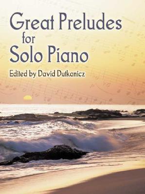 Great Preludes for Solo Piano als Taschenbuch