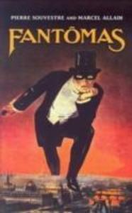 Fantomas als Taschenbuch