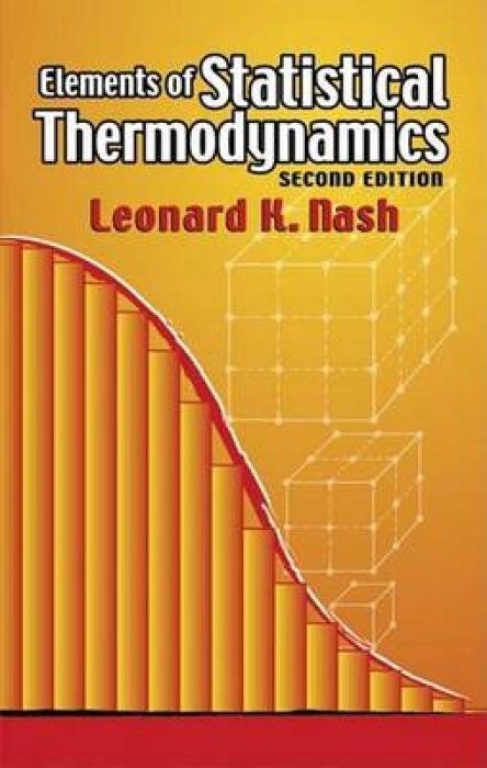 Elements of Statistical Thermodynamics als Taschenbuch