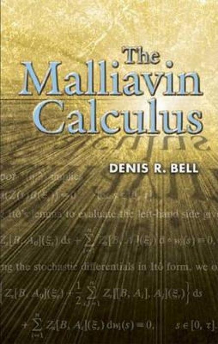 The Malliavin Calculus als Taschenbuch