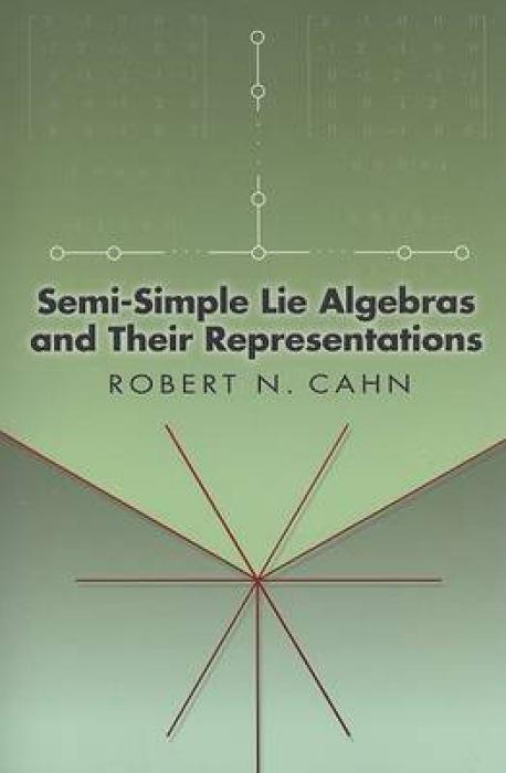 Semi-Simple Lie Algebras and Their Representations als Taschenbuch