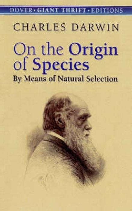 On the Origin of Species als Taschenbuch