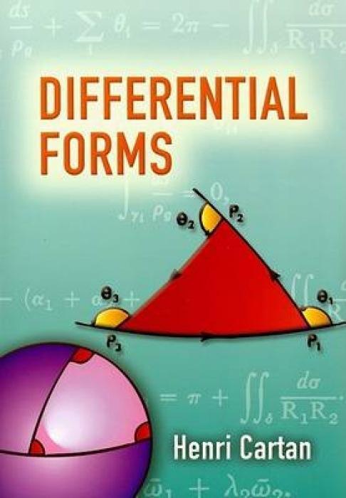 Differential Forms als Taschenbuch