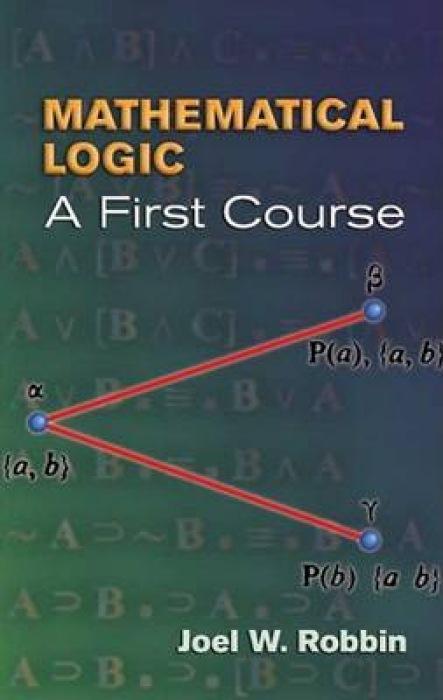 Mathematical Logic: A First Course als Taschenbuch