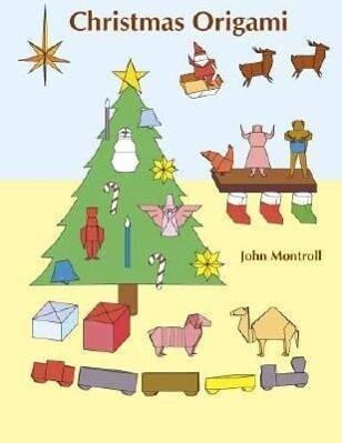 Christmas Origami als Taschenbuch