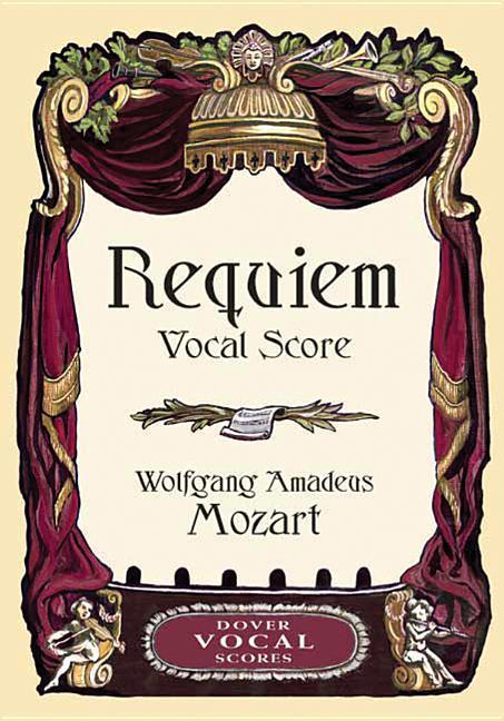 Requiem: Vocal Score als Taschenbuch