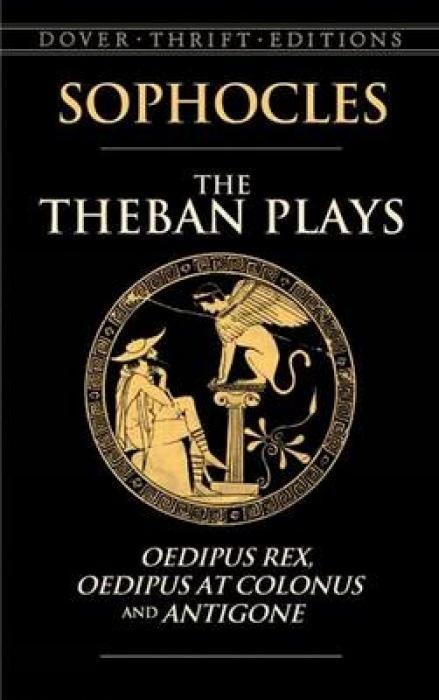 The Theban Plays: Oedipus Rex, Oedipus at Colonus and Antigone als Taschenbuch