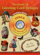 Treasury of Greeting Card Designs CD-ROM and Book [With CDROM]