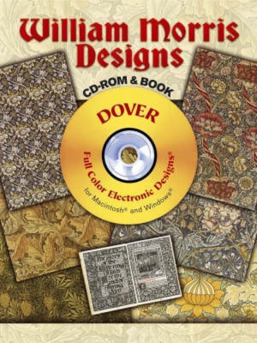 William Morris Designs als Buch