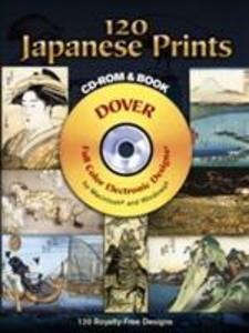 120 Japanese Prints als Buch