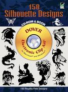 150 Silhouette Designs [With CDROM]